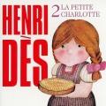 pochette - La petite Charlotte - Henri Dès