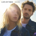 pochette - Lion - Cats on trees