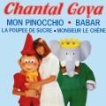 pochette - Mecki le hérisson - Chantal Goya