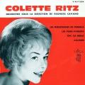 pochette - Dolorosa - Colette Ritz