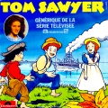 Partition piano Tom Sawyer c'est l'Amérique de Elfie