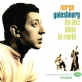 pochette - Du jazz dans le ravin - Serge Gainsbourg