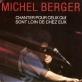 pochette - Chanter pour ceux qui sont loin de chez eux - Michel Berger