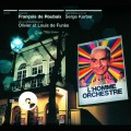 pochette - L'homme orchestre - François De Roubaix