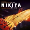 pochette - The Last Time I Kiss You (Nikita) - Eric Serra