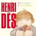 pochette - La glace au citron - Henri Dès