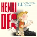 pochette - La grande aventure - Henri Dès