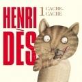 pochette - Mon gros loup, mon petit loup - Henri Dès