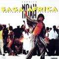 pochette - Saga Africa - Yannick Noah