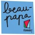 Partition piano Beau-papa de Vianney