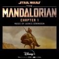 pochette - The Mandalorian - Ludwig Goransson