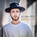 pochette - Rayons d'or - Allan Védé