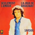 Michel Sardou - La java de Broadway Piano Sheet Music