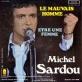 pochette - Etre une femme - Michel Sardou