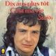 pochette - Dix ans plus tôt - Michel Sardou
