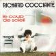 pochette - Le coup d'soleil - Richard Cocciante