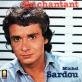 pochette - En chantant - Michel Sardou