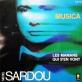 pochette - Musica - Michel Sardou