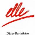 pochette - Elle - Didier Barbelivien
