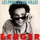 pochette - Les princes des villes - Michel Berger