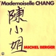 pochette - Mademoiselle Chang - Michel Berger