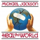 Pochette - Heal The World - Michael Jackson