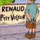 pochette - P'tit Voleur - Renaud