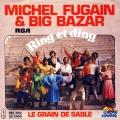 Partition piano Le grain de sable de Michel Fugain