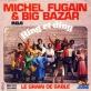 pochette - Le grain de sable - Michel Fugain