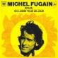 pochette - On laisse tous un jour - Michel Fugain