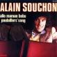 Tablature Guitare Allo maman bobo de Alain Souchon