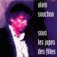 pochette - Sous les jupes des filles - Alain Souchon