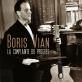 Partition piano La complainte du progrès de Boris Vian