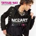 pochette - Tatoue moi - Mozart L'opéra rock