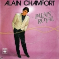 pochette - Palais Royal - Alain Chamfort