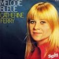 pochette - Mélodie bleue - Catherine Ferry