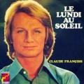 pochette - Le lundi au soleil - Claude Francois