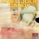 pochette - Adieu jolie Candy - Jean-François Michael
