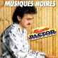 pochette - Sur des musiques noires - Thierry Pastor