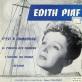 pochette - Le chemin des forains - Edith Piaf