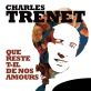 Charles Trenet - Que reste-t-il de nos amours ? Piano Sheet Music