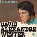 pochette - Oh ! Lady Mary - David-Alexandre Winter