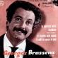 pochette - La mauvaise herbe - Georges Brassens