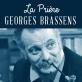 pochette - La prière - Georges Brassens