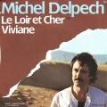 pochette - Le Loir et Cher - Michel Delpech