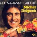 pochette - Que Marianne était jolie - Michel Delpech