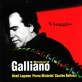 Partition piano et instrument solo Tango pour Claude de Richard Galliano