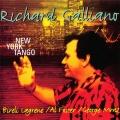 pochette - New York tango - Richard Galliano