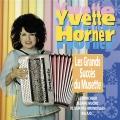 pochette - Retour des hirondelles - Yvette Horner