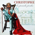 pochette - Les paradis perdus - Christophe